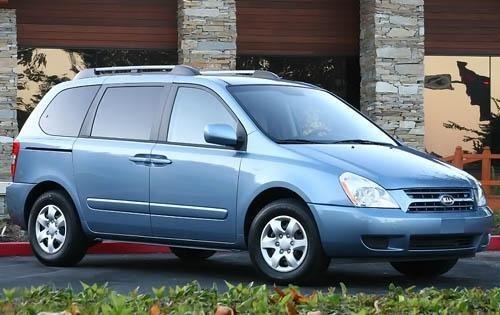 2008 kia sedona passenger minivan ex fq oem 1 500