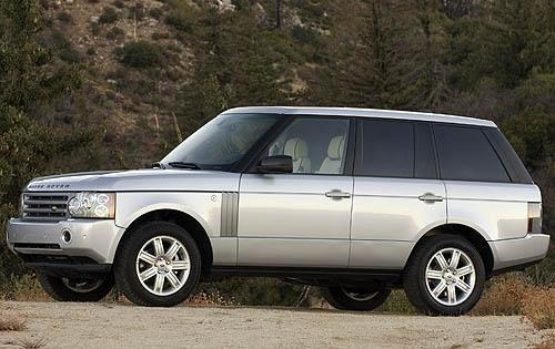 2008 landrover range rover 4dr suv hse fq oem 1 500