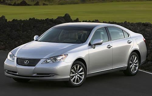 2008 lexus es 350 sedan base fq oem 2 500