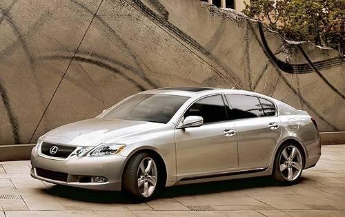 2008 lexus gs 460 sedan base fq oem 2 500