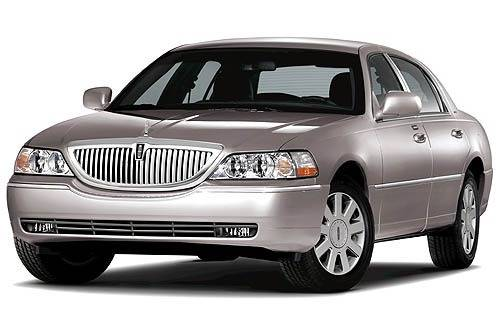 2008 lincoln town car sedan signature limited fq oem 1 500