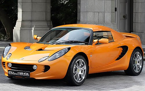 2008 lotus elise convertible sc fq oem 1 500