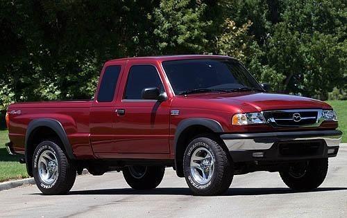 2008 mazda b series truck extended cab pickup b4000 se fq oem 1 500