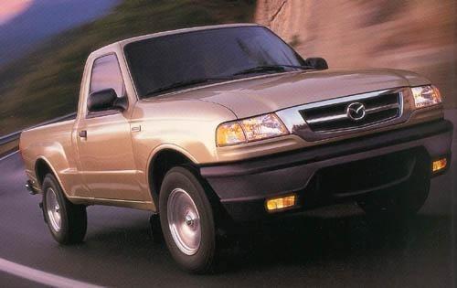 2008 mazda b series truck regular cab pickup b2300 fq oem 1 500