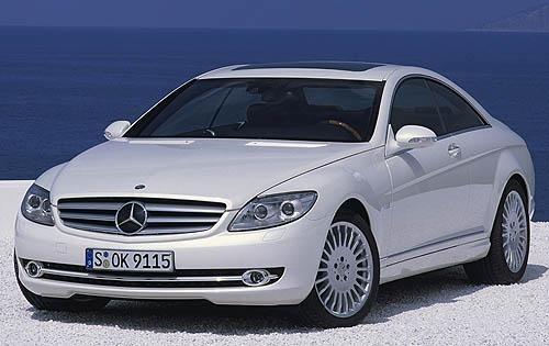 2008 mercedes benz cl class coupe cl600 fq oem 1 500