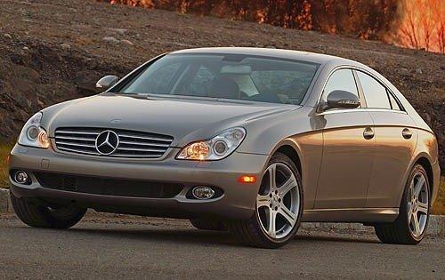 2008 mercedes benz cls class sedan cls550 fq oem 1 500