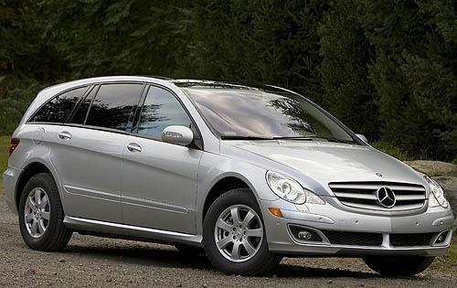 2008 mercedes benz r class wagon r320 cdi fq oem 2 500