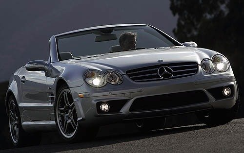 Maintenance schedule for 2008 mercedes benz sl class openbay for Mercedes benz maintenance schedule