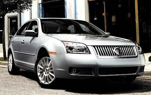 2008 mercury milan sedan premier fq oem 1 500