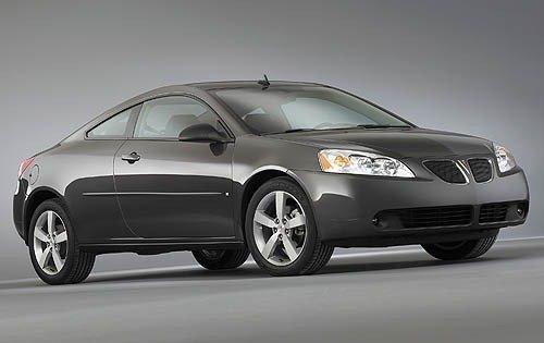 2008 pontiac g6 coupe gxp fq oem 1 500