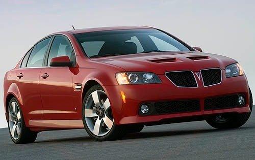 2008 pontiac g8 sedan gt fq oem 2 500