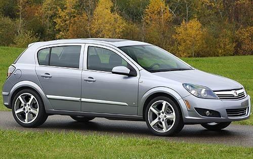 2008 saturn astra 4dr hatchback xr fq oem 1 500