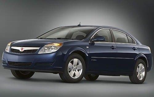 2008 saturn aura hybrid sedan green line fq oem 1 500