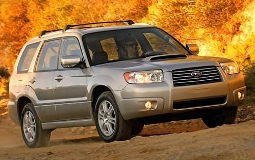 2008 subaru forester wagon 25 xt limited fq oem 1 500