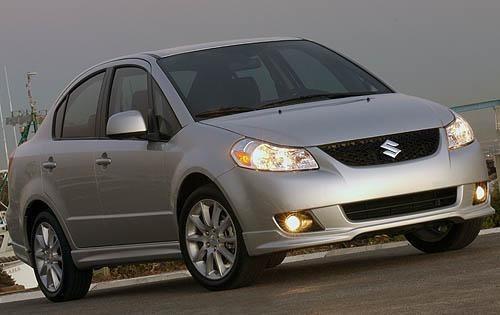 2008 suzuki sx4 sedan sport fq oem 1 500