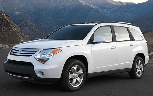 2008 suzuki xl7 4dr suv limited 7 passenger fq oem 1 500