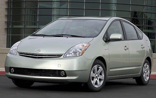 2008 toyota prius 4dr hatchback base fq oem 2 500
