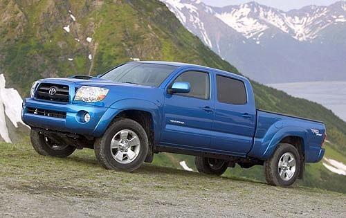 2008 toyota tacoma crew cab pickup prerunner v6 fq oem 3 500
