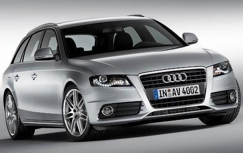 2009 audi a4 wagon 20t premium avant quattro fq oem 1 500