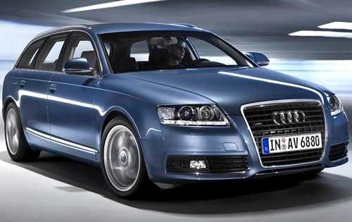 2009 audi a6 wagon 30t avant quattro fq oem 1 500