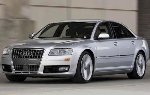 2009 audi s8 sedan quattro fq oem 1 500