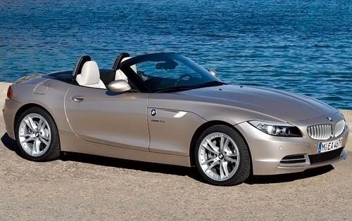 2009 bmw z4 convertible sdrive35i fq oem 3 500