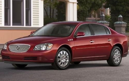 2009 buick lucerne sedan cxl special edition fq oem 1 500