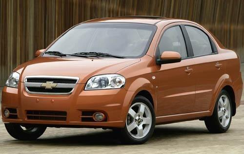 2009 chevrolet aveo sedan 2lt fq oem 1 500