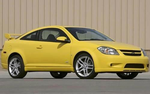 2009 chevrolet cobalt coupe ss fq oem 2 500