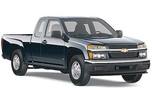 2009 chevrolet colorado extended cab pickup lt fq oem 1 500