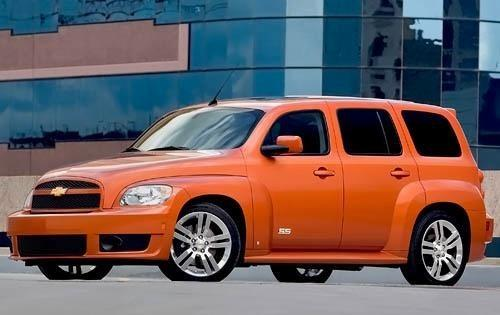 2009 chevrolet hhr wagon ss fq oem 1 500