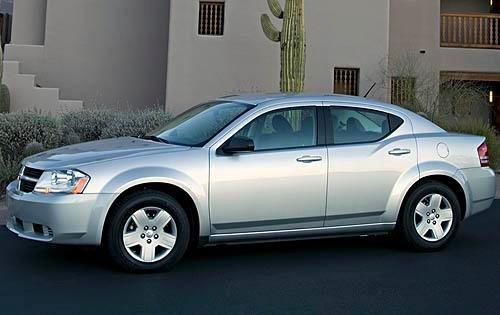 2009 dodge avenger sedan se fq oem 1 500