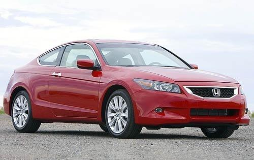 Maintenance Schedule For 2009 Honda Accord Openbay