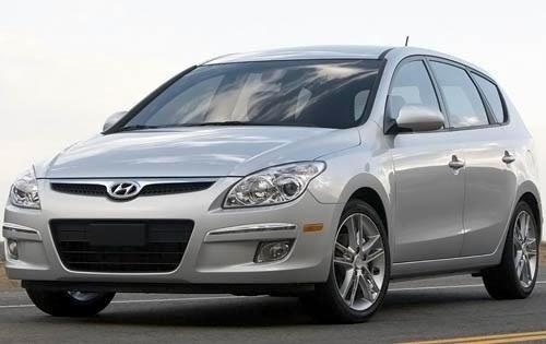 2009 Hyundai Elantra Touring 4dr Hatchback Base Fq Oem 1 500