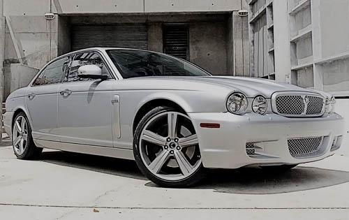 2009 jaguar xj sedan xjr fq oem 1 500