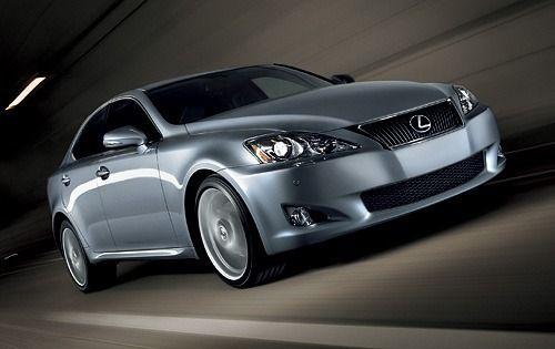 2009 lexus is 350 sedan base fq oem 1 500
