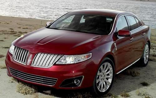 2009 lincoln mks sedan base fq oem 1 500