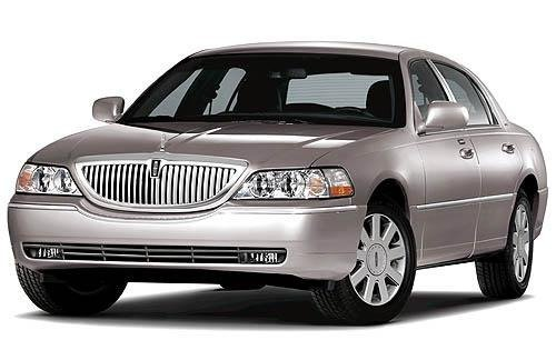 2009 lincoln town car sedan signature limited fq oem 1 500