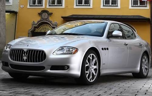 2009 maserati quattroporte sedan s fq oem 1 500