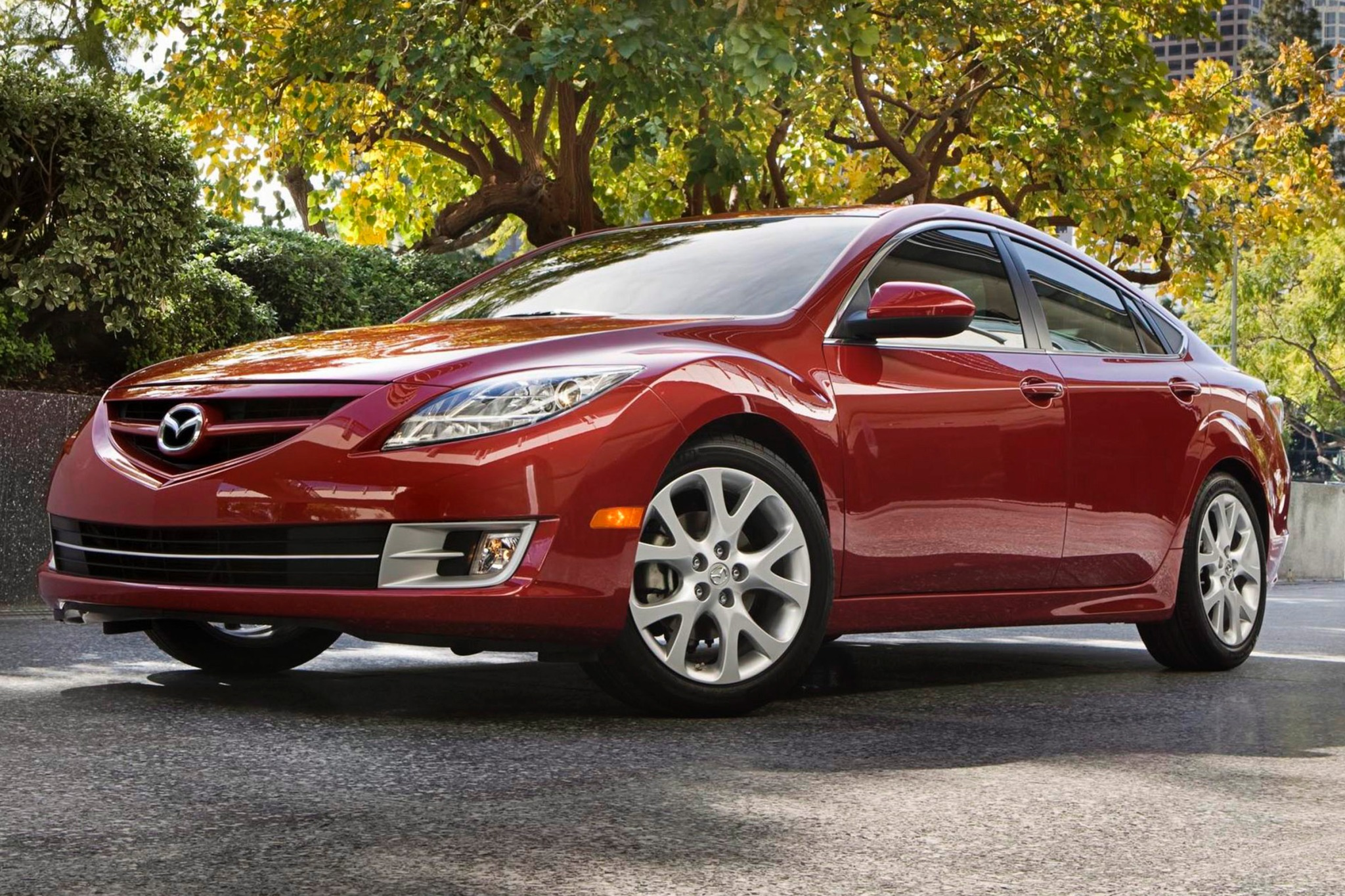 Maintenance Schedule For 2012 Mazda 6 Openbay