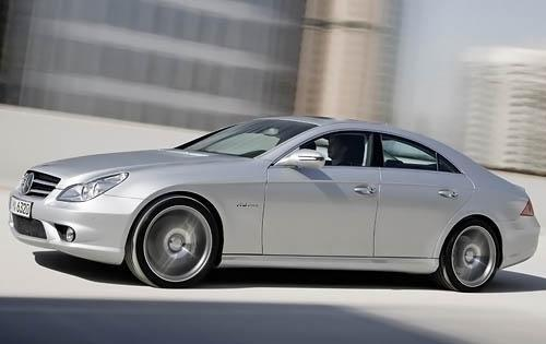 2009 mercedes benz cls class sedan cls63 amg fq oem 1 500