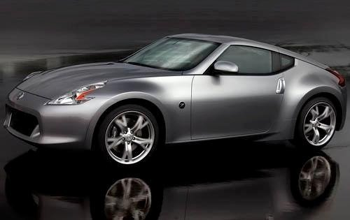 2009 nissan 370z coupe touring fq oem 1 500