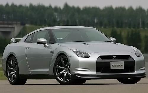 2009 nissan gt r coupe premium fq oem 2 500