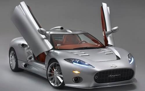 2009 spyker c8 coupe aileron fq oem 2 500
