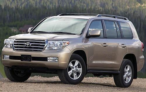 2009 toyota land cruiser 4dr suv base fq oem 1 500