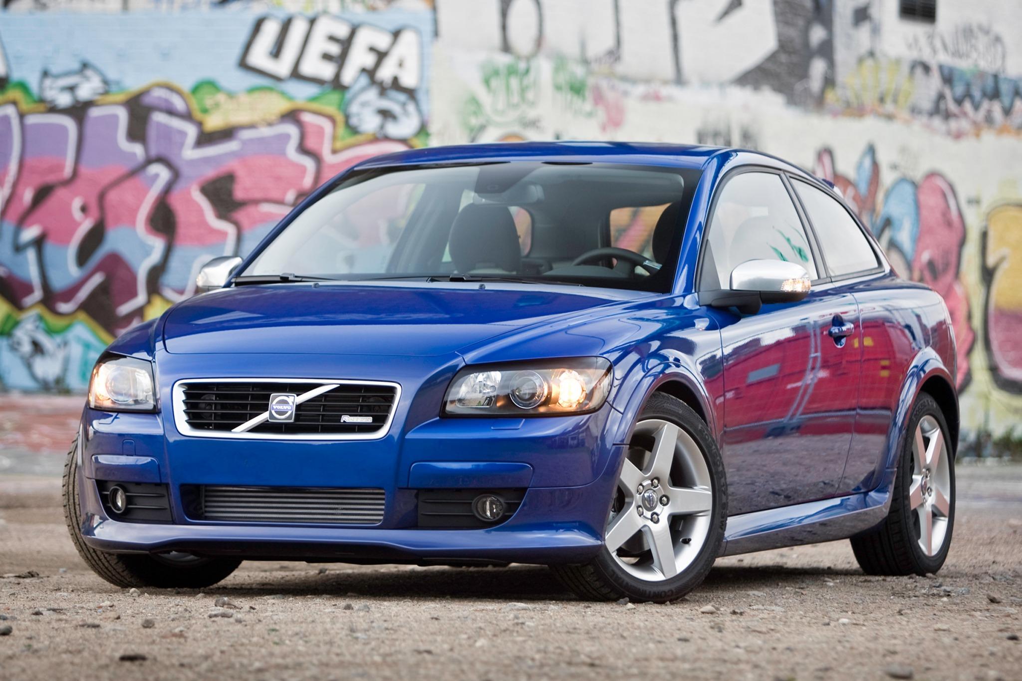 2009 volvo c30 2dr hatchback t5 r design fq oem 7 2048