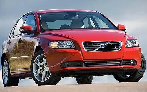 2009 volvo s40 sedan t5 r design fq oem 2 500