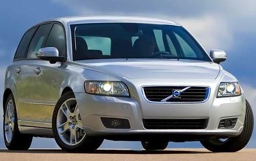 2009 volvo v50 wagon 24i fq oem 2 500