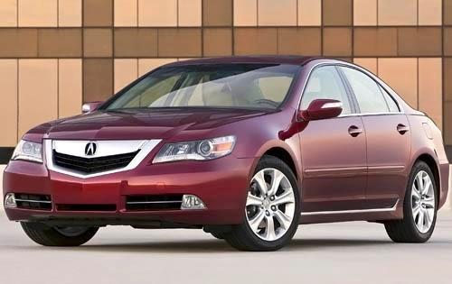 2010 acura rl sedan base fq oem 1 500