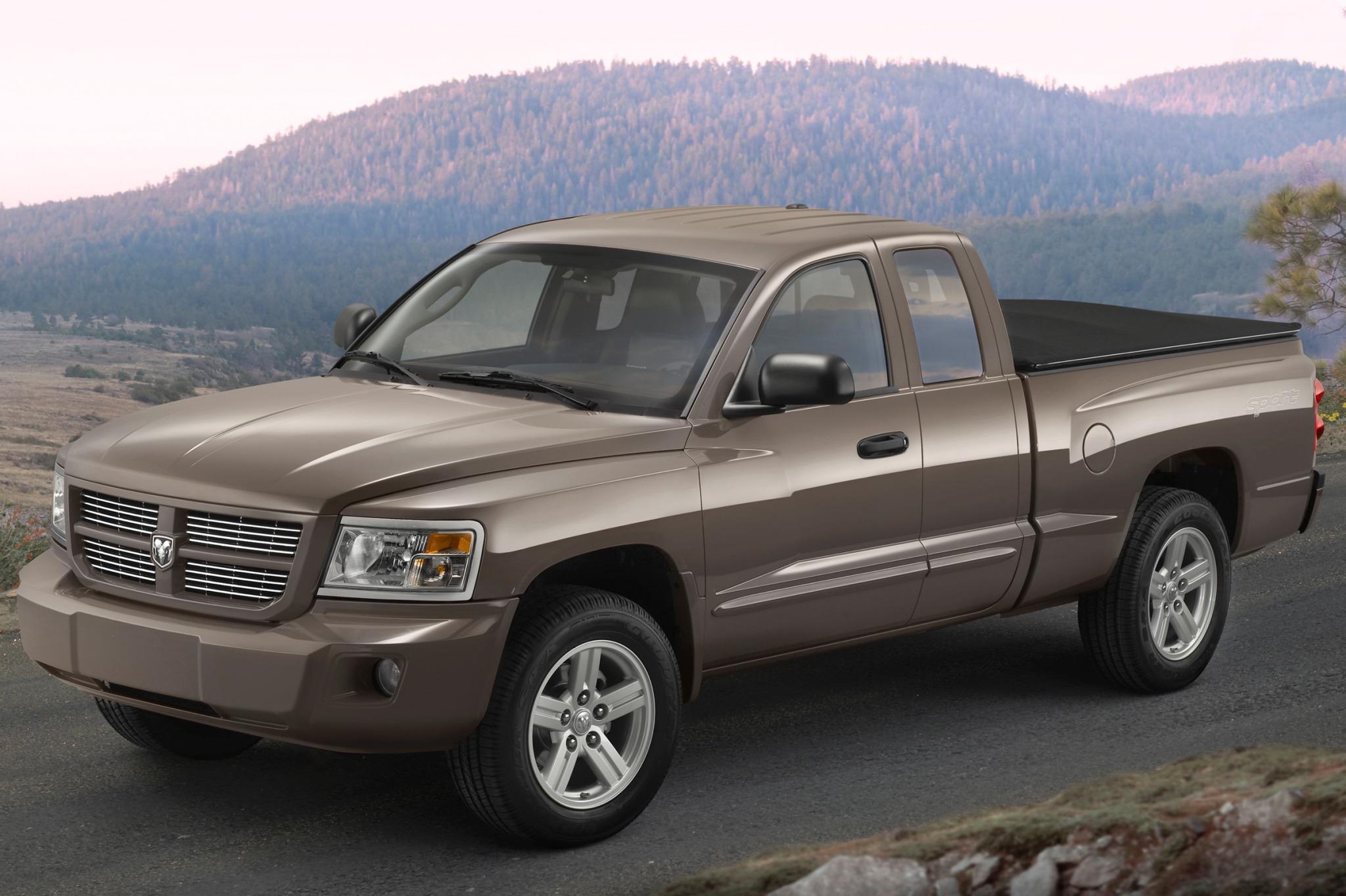 2010 dodge dakota extended cab pickup bighorn fq oem 1 2048